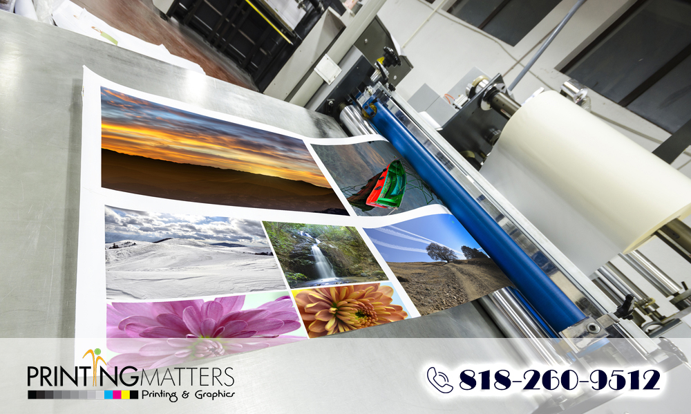 Make an Impact with Full Color Printing in Burbank