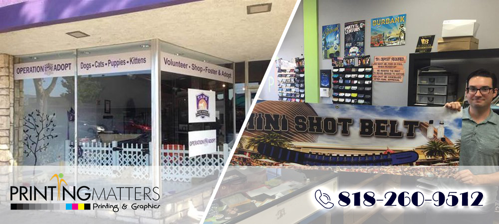 Your Small Business Could Use the Help of a Printing Shop in Glendale