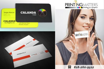 More Effective Marketing Thanks to Color Flyer Printing in Glendale