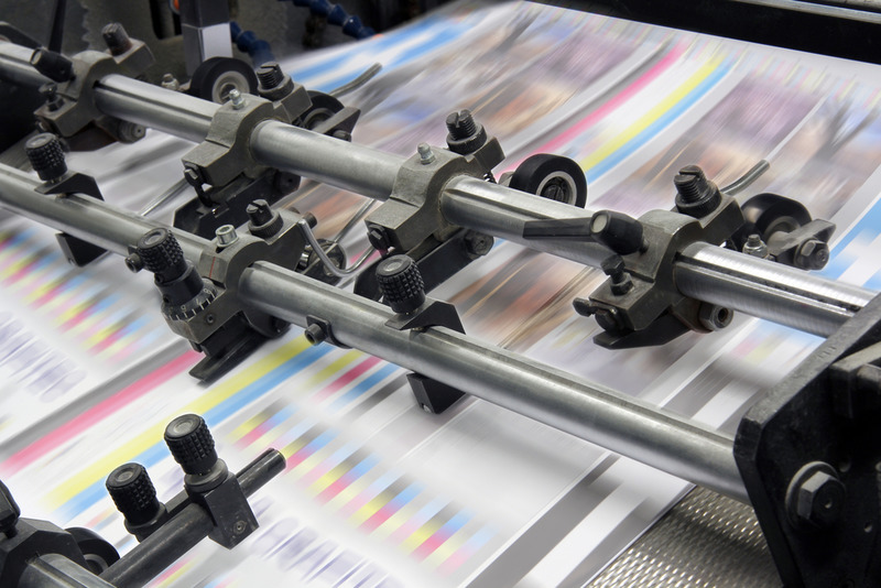 color flyer printing