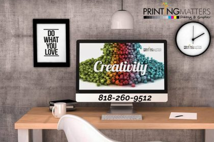 color printing service in Glendale